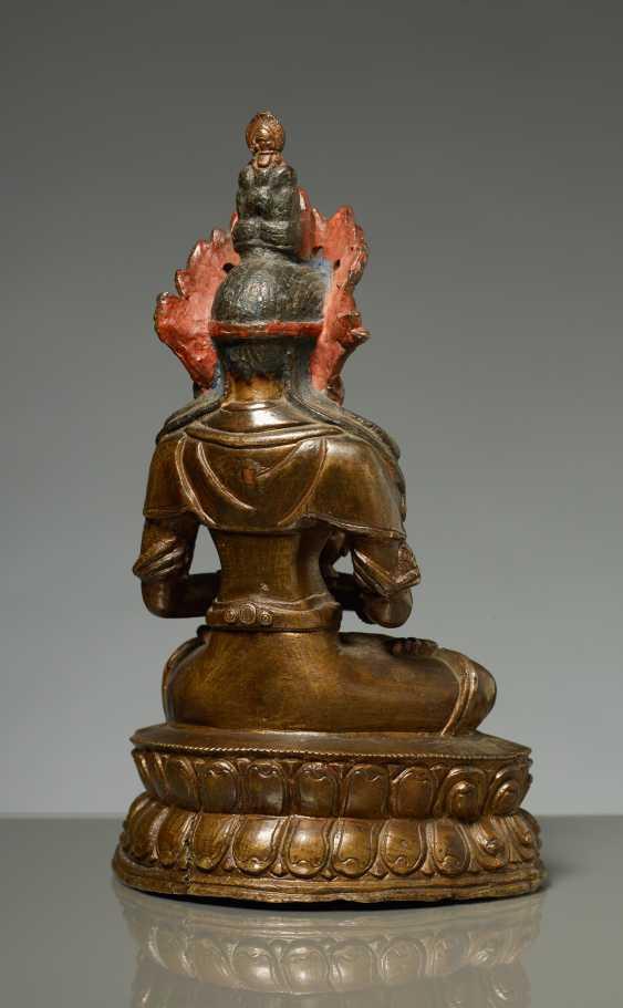 THE BUDDHA OF ENDLESS LIFE - photo 3