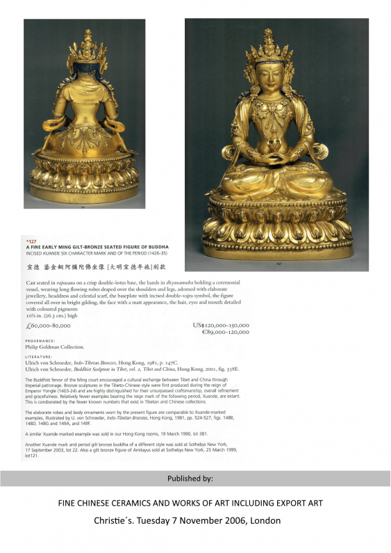 THE BUDDHA OF ENDLESS LIFE - photo 5