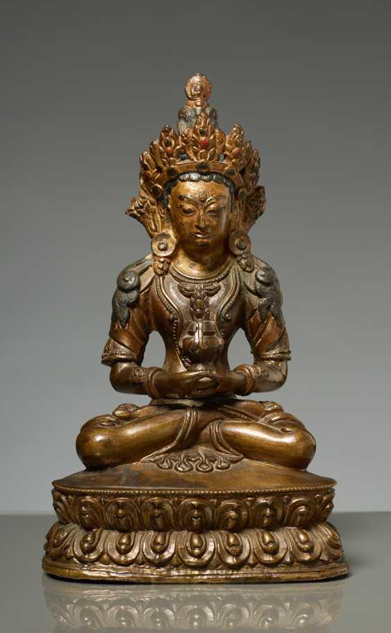 THE BUDDHA OF ENDLESS LIFE