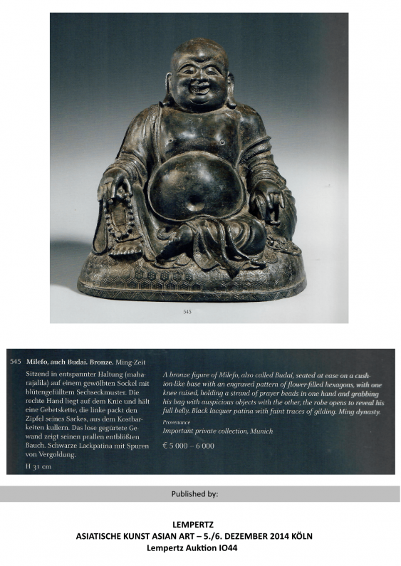 THE BIG-BELLIED MONK BUDAI24 - photo 4