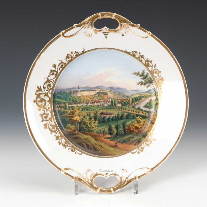 "View Plate ""Rudolstadt"". - photo 1"
