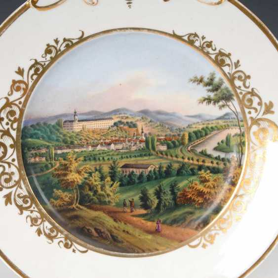 "View Plate ""Rudolstadt"". - photo 3"