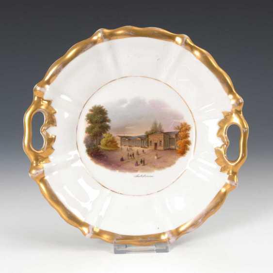 "View Plate ""Salzbrunn"", Krister. - photo 1"