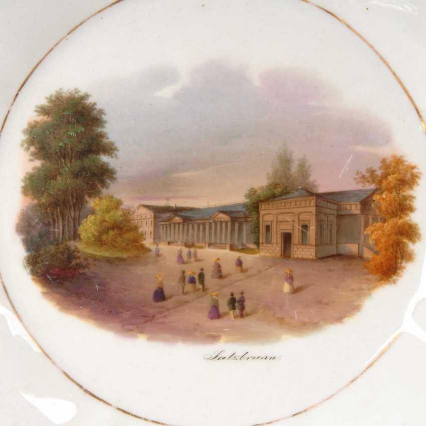 "View Plate ""Salzbrunn"", Krister. - photo 2"