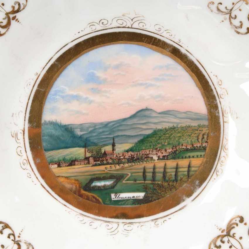 "View Plate ""Ilmenau"". - photo 3"