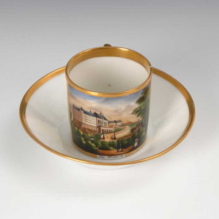 "View Cup Of ""Castle Of Altenburg"". - photo 1"