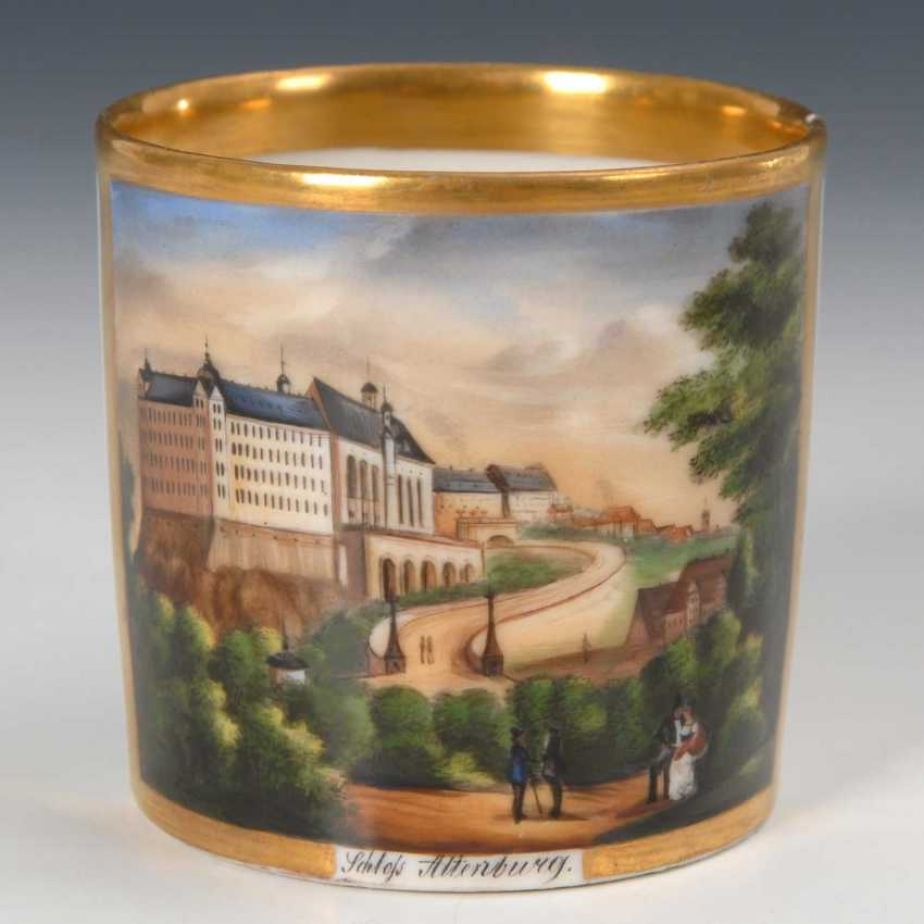 "View Cup Of ""Castle Of Altenburg"". - photo 2"