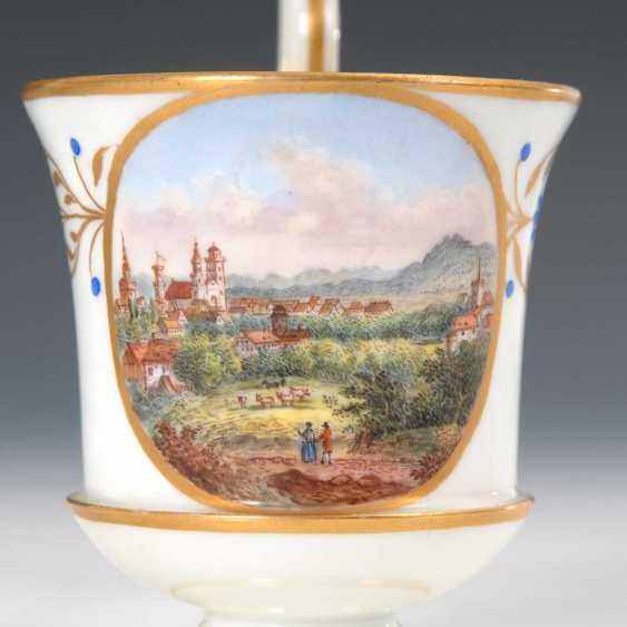 """View Cup """"Zittau"""", Meissen. - photo 2"""