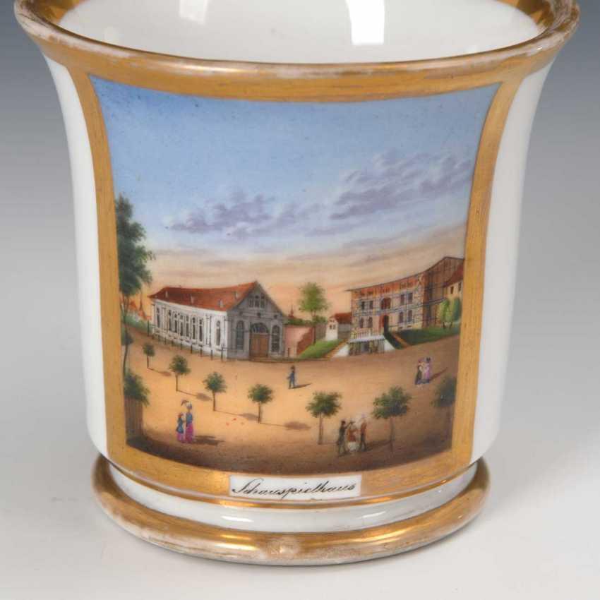 View, Cup Hall, Schumann. - photo 2