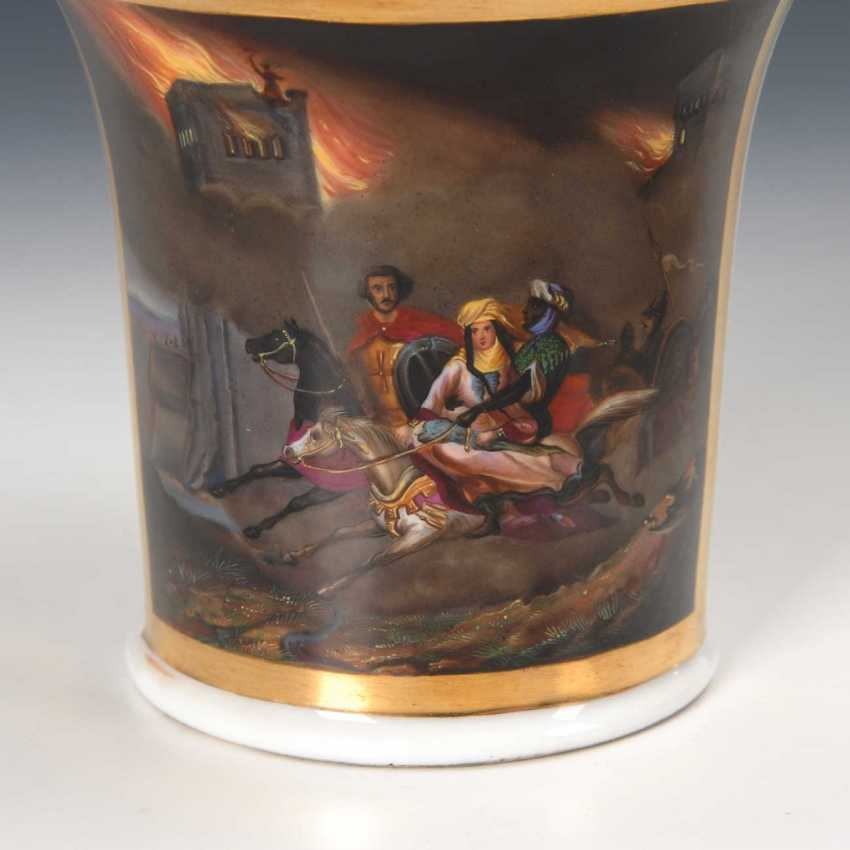 Images Cup with history painting, Gotha - photo 2