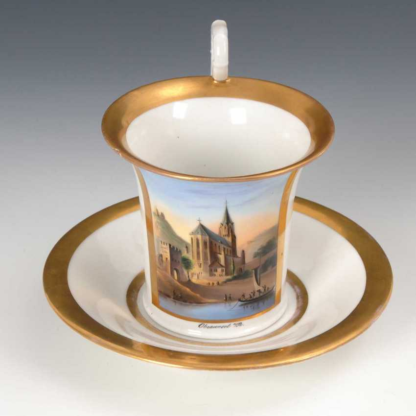 """View Cup """"Oberwesel"""", Gotha. - photo 1"""