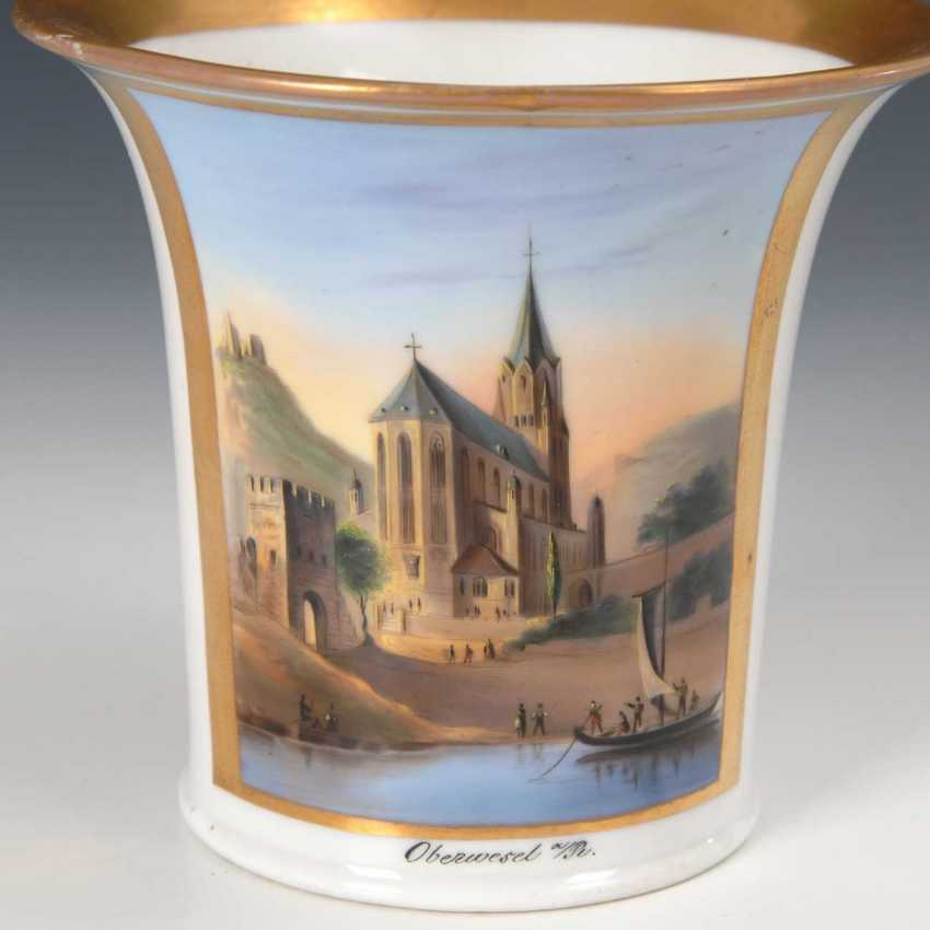 """View Cup """"Oberwesel"""", Gotha. - photo 2"""