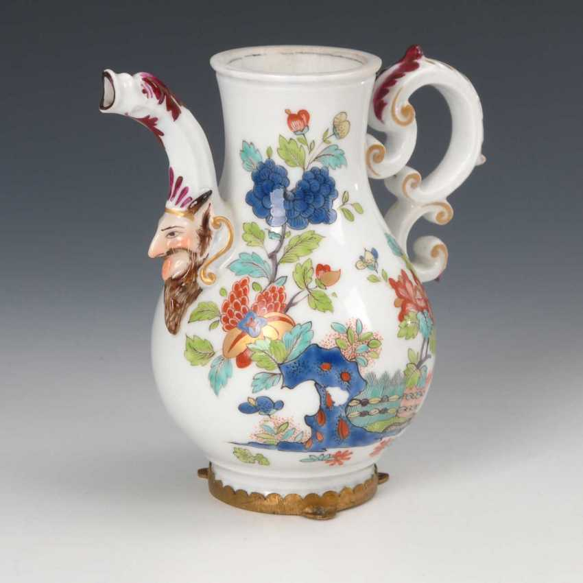 Jug with mask spout and Messin - photo 1