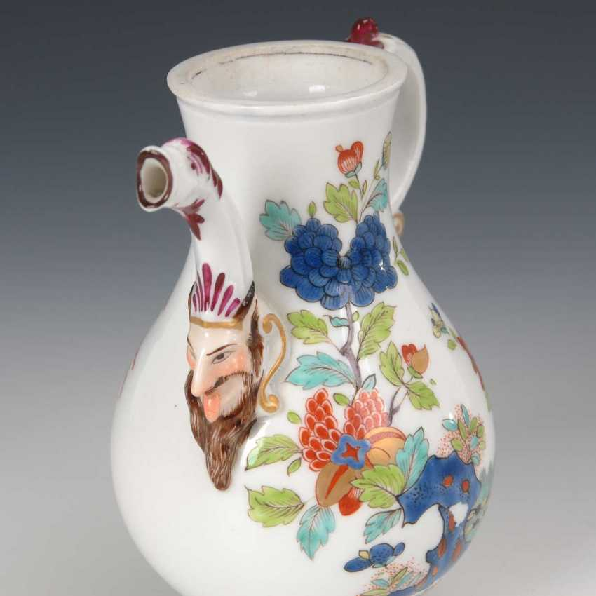 Jug with mask spout and Messin - photo 2