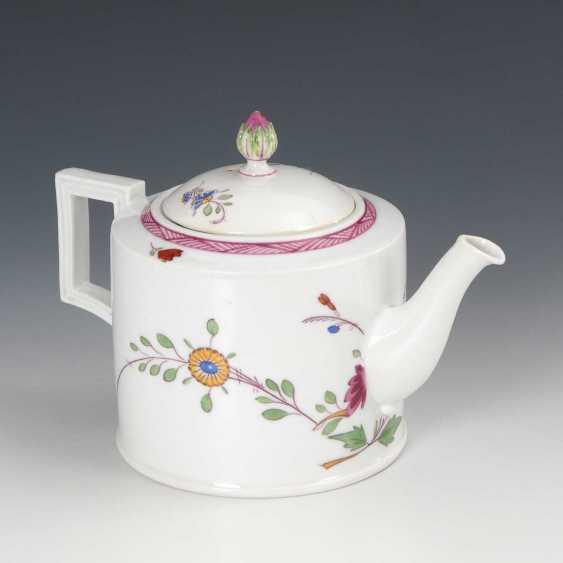 Pot with kakiemon painting, Meissen. - photo 2