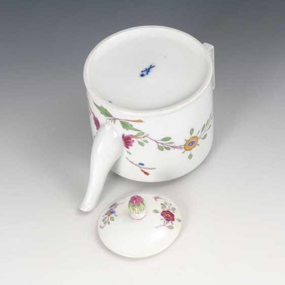 Pot with kakiemon painting, Meissen. - photo 3