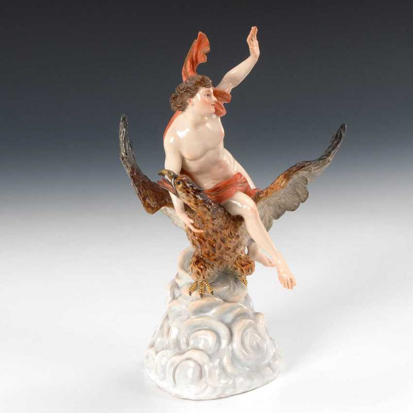 Ganymede with the eagle, Meissen. - photo 4
