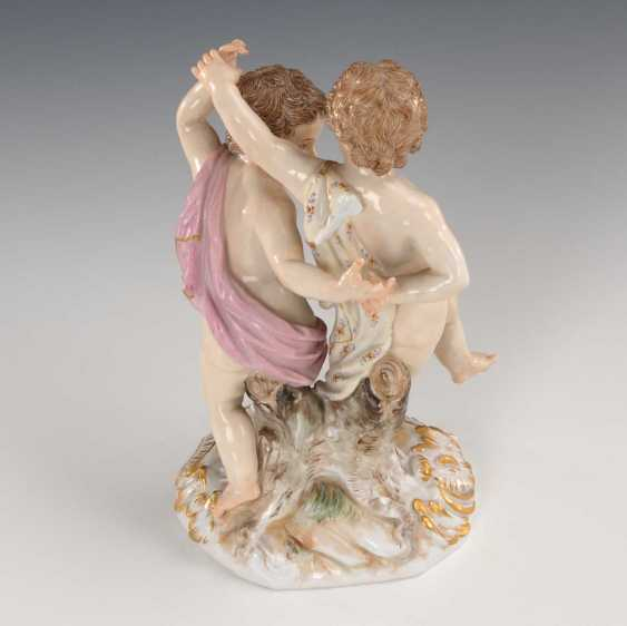 Dancing Putti, Meissen. - photo 3
