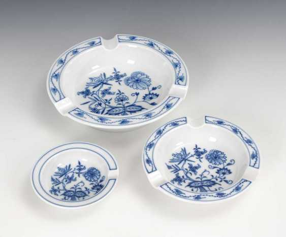 Set of 3 onion pattern-Aschern, Meiss - photo 1