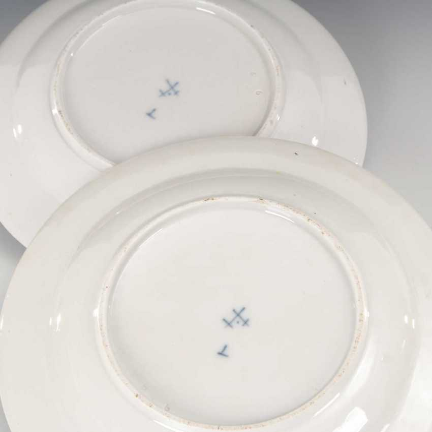 2 Onion Pattern Dish, Meissen. - photo 2