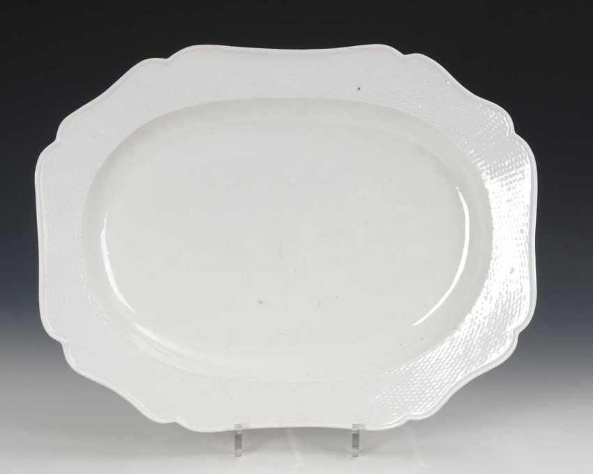 Plate, Meissen. - photo 1