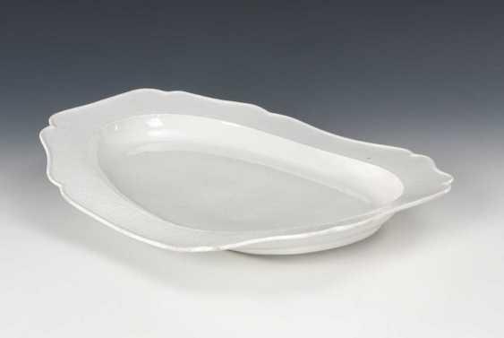 Plate, Meissen. - photo 2