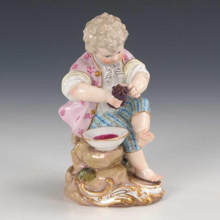 Gardener's Child, Meissen. - photo 1