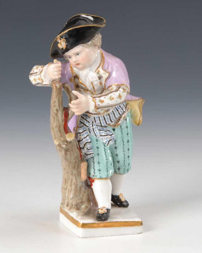 Gardener's Boy, Meissen. - photo 1