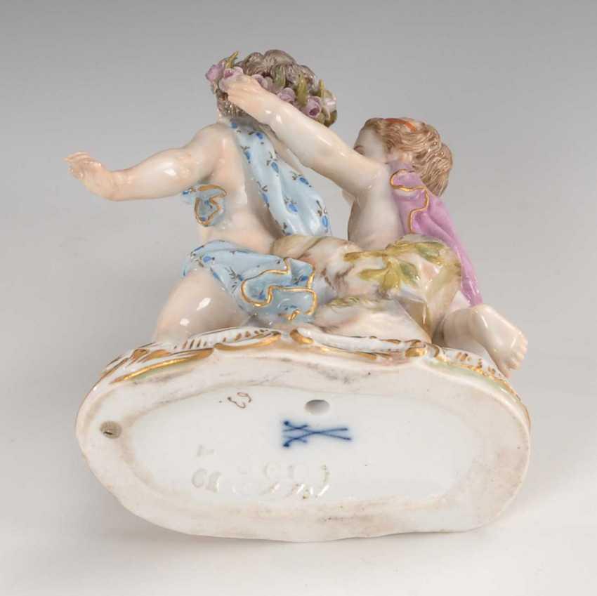 Cupids Group, Meissen. - photo 2