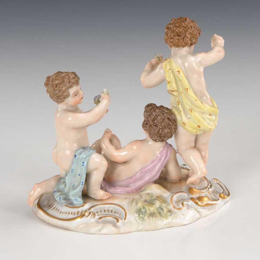 Little Cherubs Group, Meissen. - photo 1