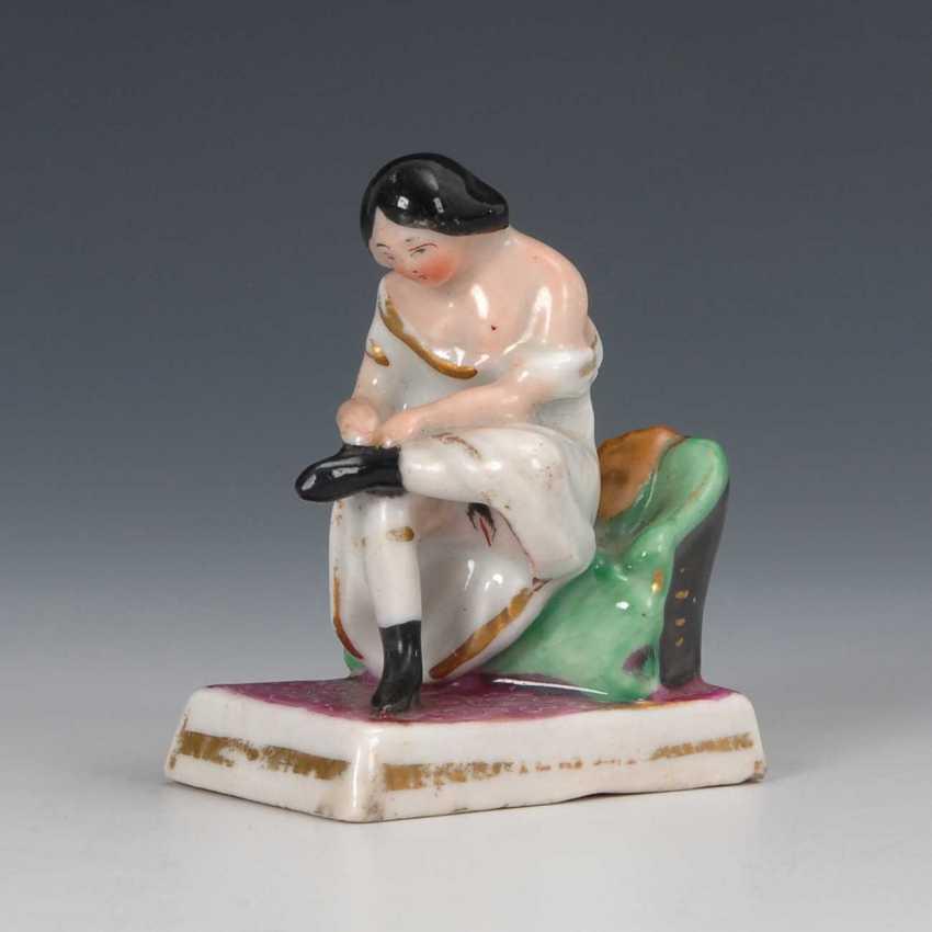Erotic Miniature Figure. - photo 1