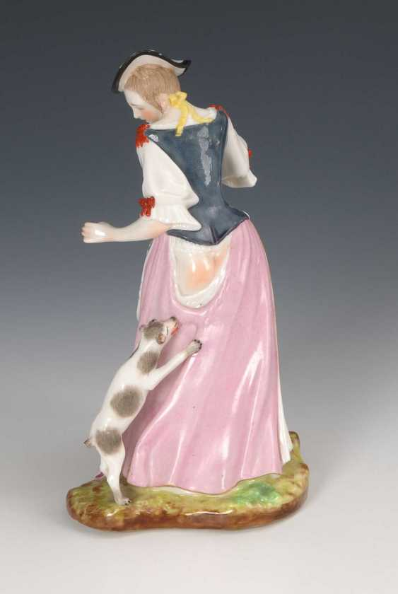 """""""Lady of doggie incurred"""", of the nymphs - photo 3"""