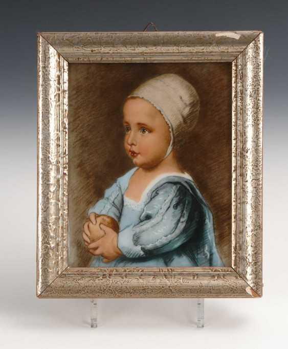 PorzellanbilDurchmesser: Baby Stuart, Rosenthal. - photo 1