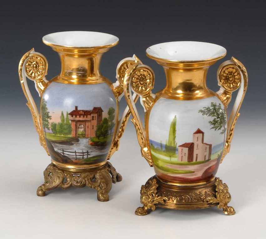 2 pictures of vases. - photo 3