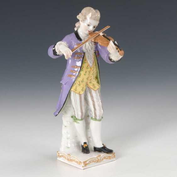 Violin player, KPM Berlin. - photo 1
