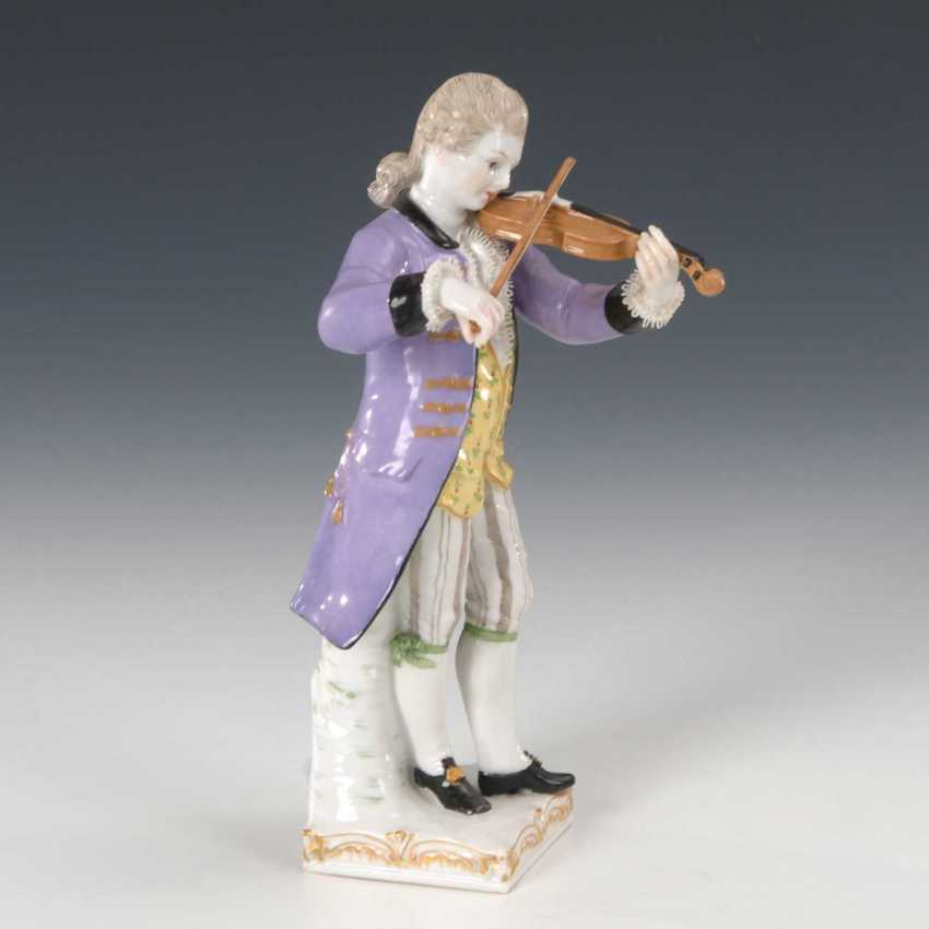 Violin player, KPM Berlin. - photo 2