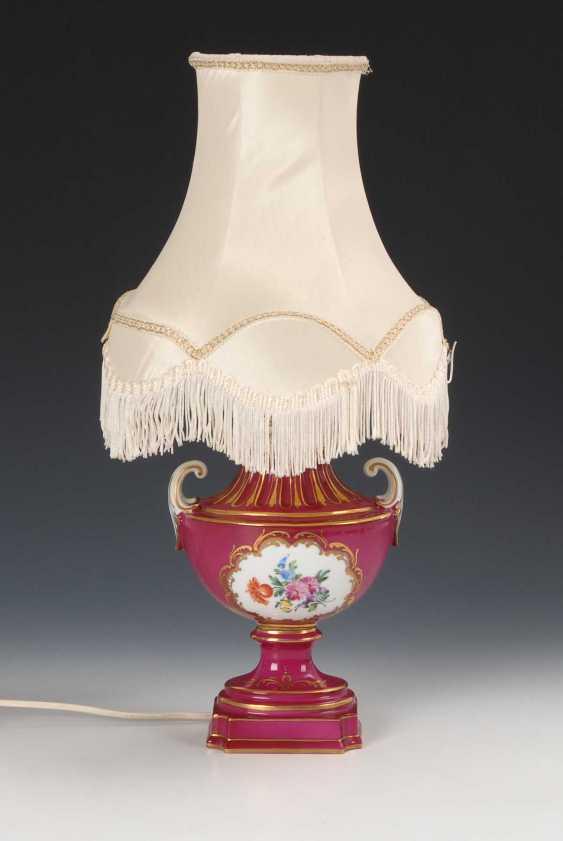 Table Lamp, Potschappel. - photo 1