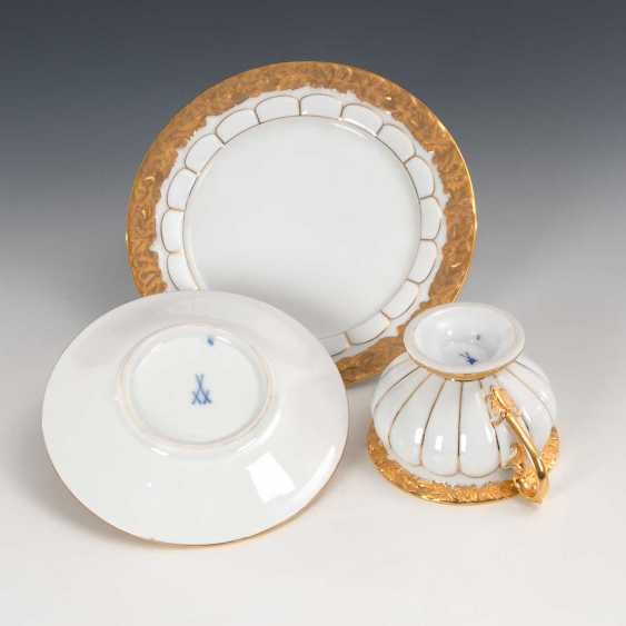 "Place Setting ""X-Form"", Meissen. - photo 2"