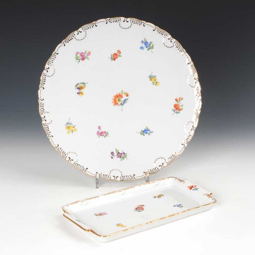 Cake plate and cake plate, Me - photo 1