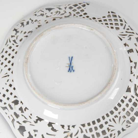 Breakthrough Plates, Meissen. - photo 2