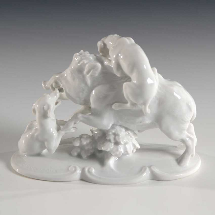 Boar Baiting, Rosenthal. - photo 2
