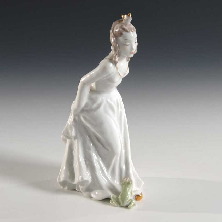 Frog Queen, Rosenthal. - photo 2