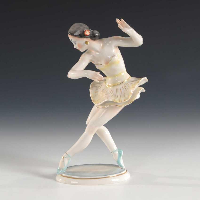 Dancer, Hutschenreuther. - photo 1