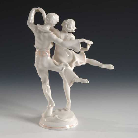Dancing Couple, Hutschenreuther. - photo 2