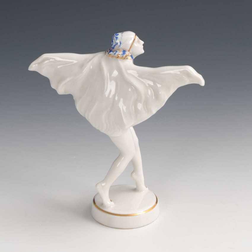 Art Deco dancer -, Hutschenreuther. - photo 3