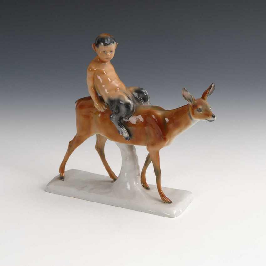 Faun deer, Goebel. - photo 1