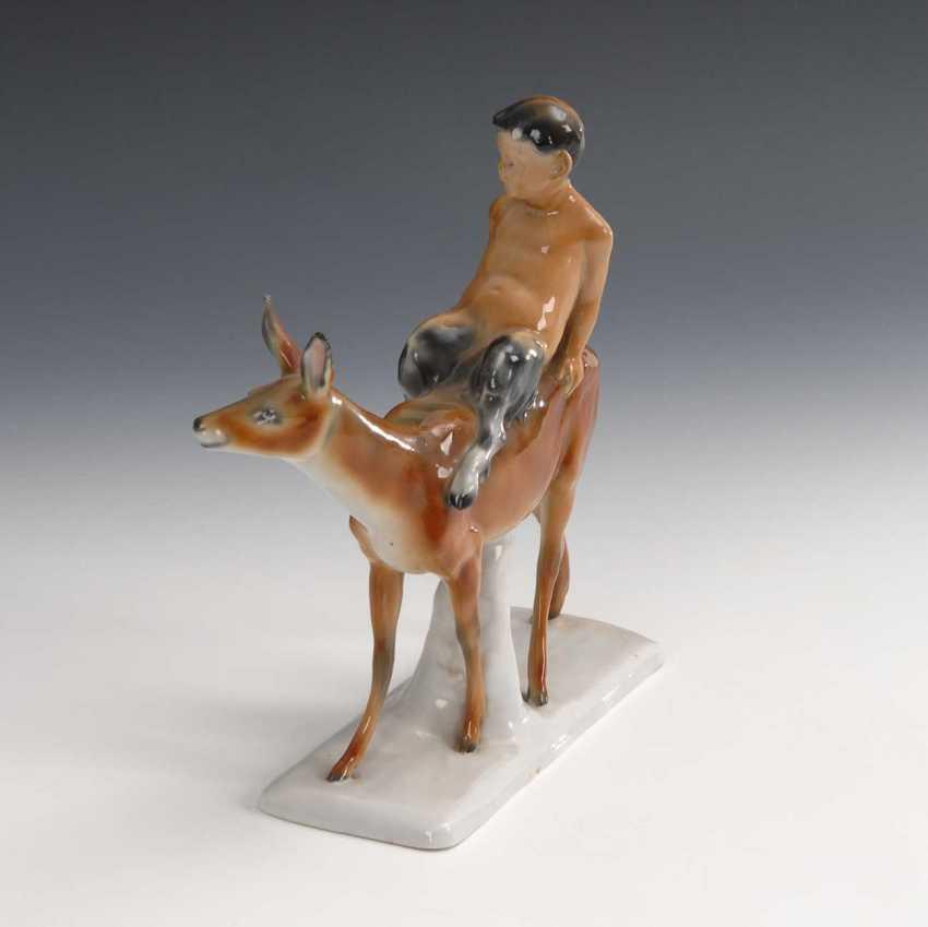 Faun deer, Goebel. - photo 2