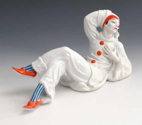 Pierrot (Ash Wednesday), Rosenthal. - photo 1
