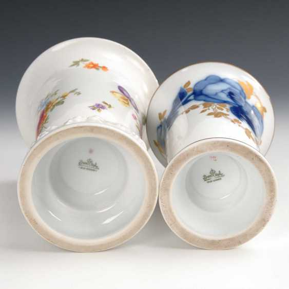 2 vases with floral decoration, Rosenthal. - photo 2