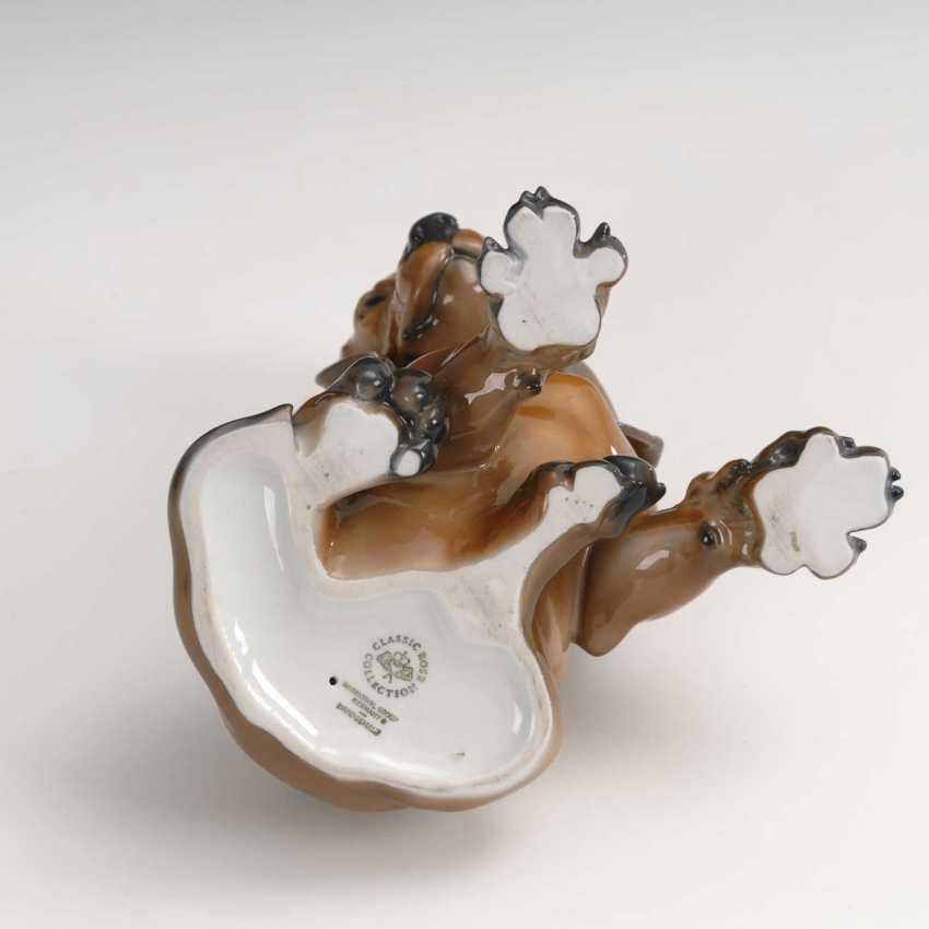 Dachshund Puppy, Rosenthal. - photo 3